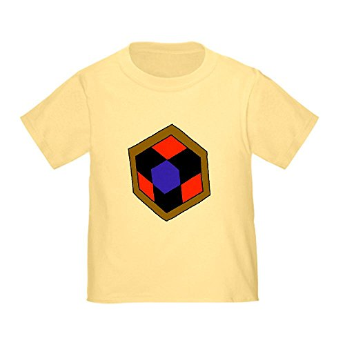 CafePress - Binomial Cube Toddler T-Shirt - Cute Toddler T-Shirt,