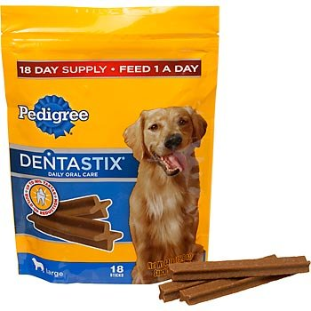 PEDIGREE DENTASTIX Dental Dog Treats from Pedigree