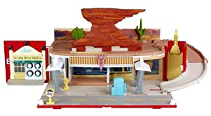 Disney Cars  Radiator Springs Playtown
