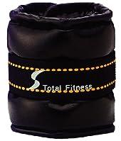 トータルフィットネス(TotalFitness) ソフトアンクルリストウェイト 1kg 2個組 STW080