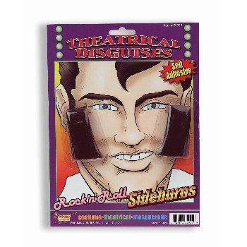 50s Sideburns - 1