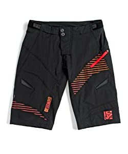 Sombrio Herren Dh Fr Hose Supra, blacktastic, S, SO-SHO-3101_223_S