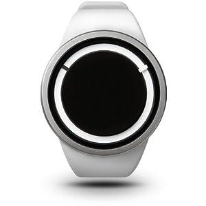 ZIIIRO Watch - Eclipse - White from Ziiiro Watches