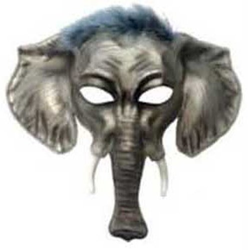 Forum Novelties Men's Elephant Animal Mask