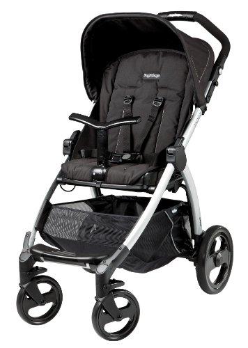 Peg Perego Usa Pratico Seat, Black front-263182