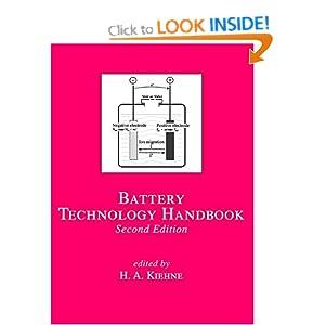 Battery Technology Handbook H.A. Kiehne