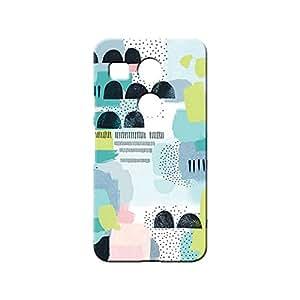 BLUEDIO Designer 3D Printed Back case cover for LG Nexus 5X - G5694
