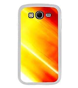 Orange Pattern 2D Hard Polycarbonate Designer Back Case Cover for Samsung Galaxy Grand I9082 :: Samsung Galaxy Grand Z I9082Z