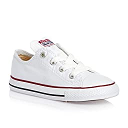Converse Chuck Taylor All Star Classic Optical White 7J256 Toddler 5