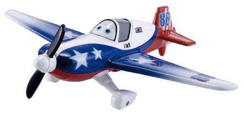 Disney Planes 86 LJH Special Diecast Aircraft