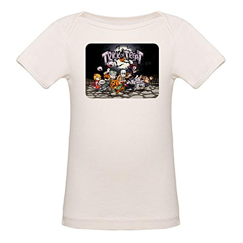 Royal Lion Organic Baby T-Shirt Halloween Trick or Treat Costumes