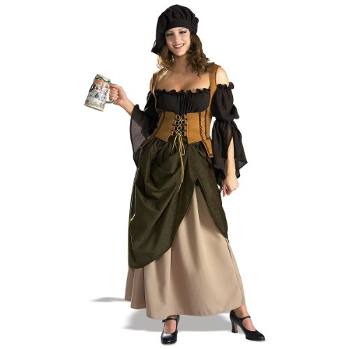 Tavern Wench - Standard - Dress Size 10-12