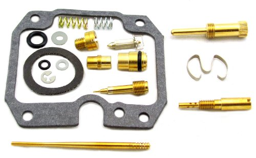 Freedom County ATV FC03101 Carburetor Rebuild Kit for Kawasaki KLF220A Bayou (220 Bayou Carburetor compare prices)