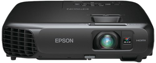 Epson Ex5220, Xga 2800 Lumens Color & White Brightness, Wireless 3Lcd Projector front-62978
