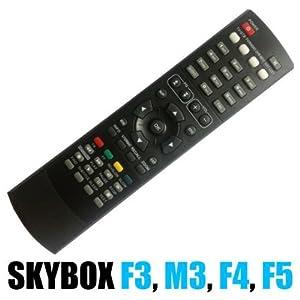 ORIGINAL SKYBOX F3 M3 F4 F5 REMOTE CONTROL