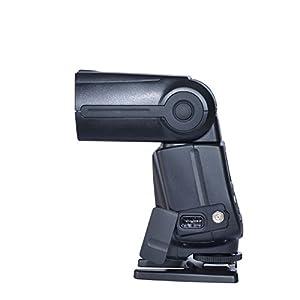 Flash maestro YONGNUO YN-560IV IV Inalámbrico, Speedlite + Flash Esclavo  con sistema de disparo incorporado  para Canon Nikon Pentax Olympus Fujifilm  y cámaras digitales Panasonic