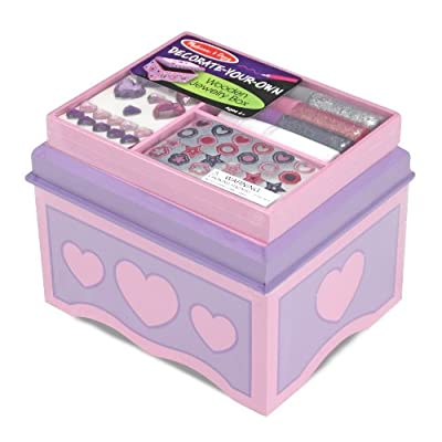 Melissa & Doug Jewelry Box - DYO: Toys & Games