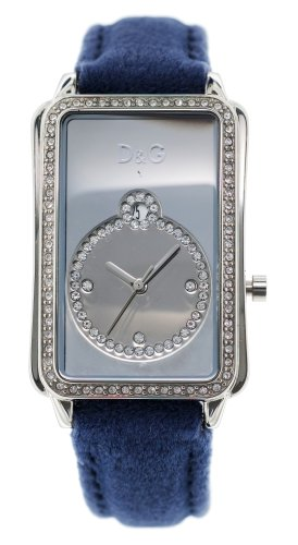 D & G DW0116 Ladies Silver Dial Watch