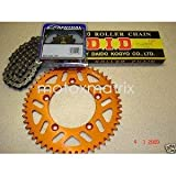 DID Chain And Orange RFX 48/13 Sprocket Kit KTM SX 85 Big or Small Wheel Motocross