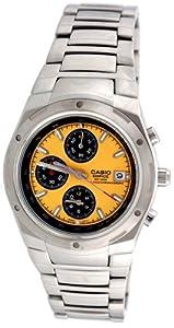 CASIO Edifice EF-511D-9AVDF Herrenuhr Alarm Chronograph