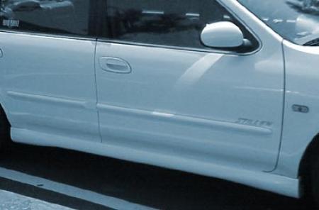 Stillen 108272 Side Skirt - Driver Side - 00-03 Maxima front-1079643