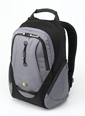 Case Logic Lightweight Sport Backpack (LN Gray/Black) by Case LOGIC