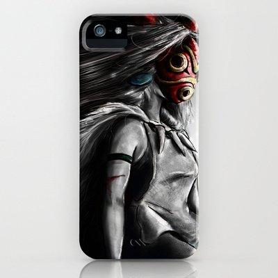 Society6/ソサエティシックス iphone5 ケース もののけ姫/ジブリ/Miyazaki's_Mononoke_Hime