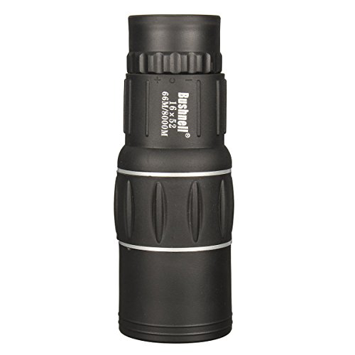 Buy Bargain OUTERDO Waterproof Monocular Telescope 16x52 (66m/ 8000m)Dual Focus Scope For Wildlife H...