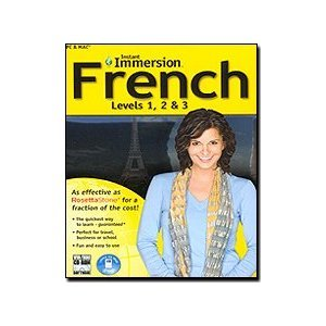 Instant Immersion French Levels 1, 2 & 3 [Old Version]