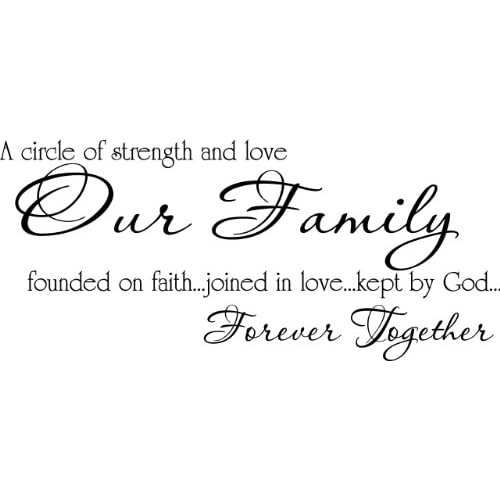 Family Quotes On Love And Strength. QuotesGram