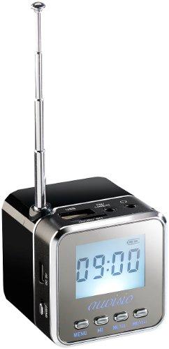 auvisio-Mini-MP3-Station-MPS-550cube-mit-integriertem-Radio