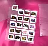 Archival Plus Sleeves 20 Slides Pk/25