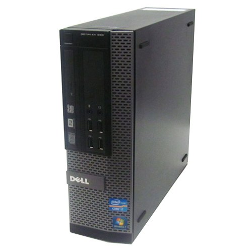 DELL Optiplex 990SF core i7 3.4GHz 8GB 320GB Windows 7 Professional 64bit