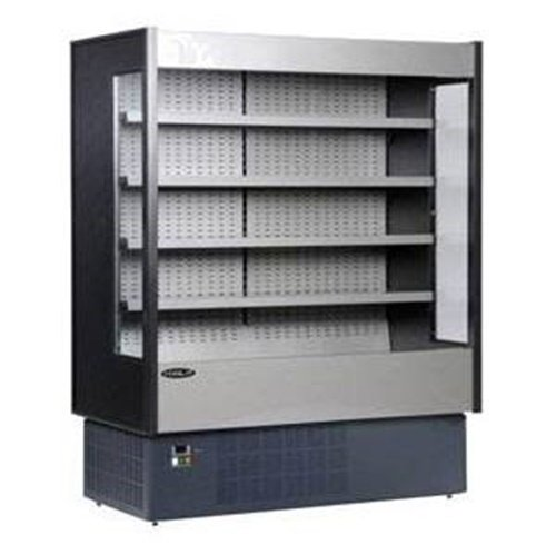 Hydra Kool KGH-OF-100-R Grab-N-Go Open Merchandiser 96.625