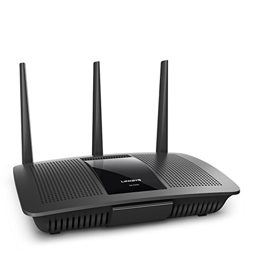 Linksys AC1900 Dual Band Wireless Router (Max Stream EA7500)