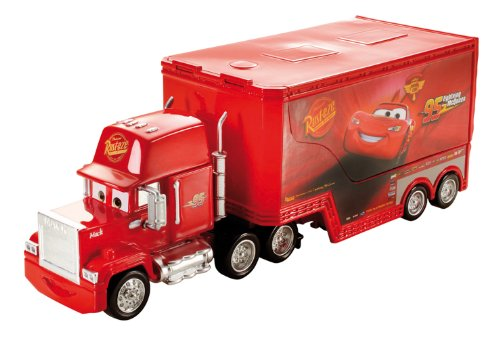 Cars Mack Stunt Racers Transforming Transporter Vehicle (Disney Pixar Cars Mack Truck compare prices)