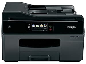 Lexmark OfficeEdge Pro5500 A4 Colour Inkjet Multifunction Printer, Scanner, Copier and Fax