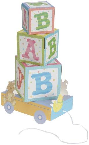 Wilton Baby Centerpiece