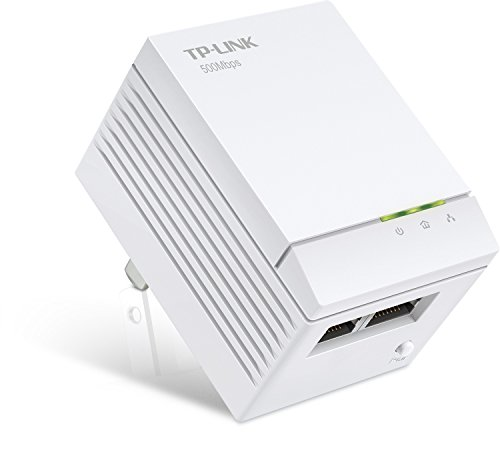 TP-LINK AV500 2-Port Powerline Adapter, up to 500Mbps (TL-PA4020) primary