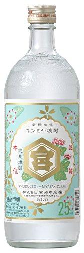 宮崎本店 キッコーミヤ焼酎 25度 720ml