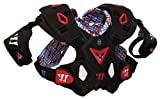 Warrior NAHIT11 Nation 11 Hitman Men's Lacrosse Shoulder Pads (Call 1-800-327-0074 to order)