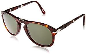 Persol PO0714 Sunglasses-24/31 Havana (Crystal Green)-52mm