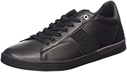 Bjrn Borg Mens T100 Low Lea M Leather Sneakers B00XBMANS8