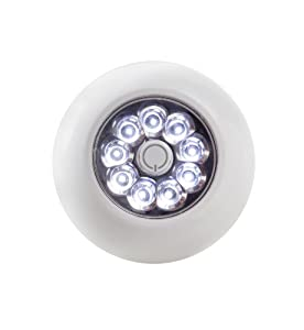 Fulcrum 30015-308 9 LED Tap Light