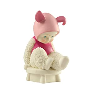 Dept 56 Snowbabies Disney I Can Be Brave With Pooh