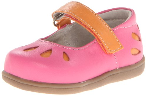 See Kai Run Brittany Mary Jane (Infant/Toddler),Hot Pink,5 M Us Toddler
