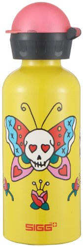 SIGG Bottle Kids Girlie Skull, 0,4 l