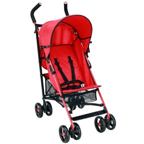 Mia Moda Sportivo Stroller, Red