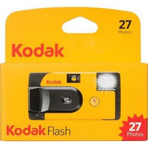 Kodak Single Use Flash Camera - 27 Shots