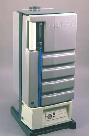 Millipore Purified Water Storage and Distribution Systems